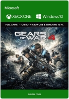 Gears of War 4 (XONE/PC)