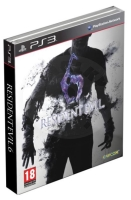 Resident Evil 6 - Steelbook Edition (PS3)