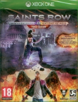 Saints Row IV: Re-Elected + Gat Out of Hell - First Edition (XONE)