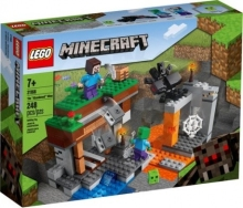 "LEGO Minecraft 21166 The ""Abandoned"" Mine"