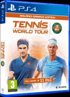Tennis World Tour RG Edition (PS4)