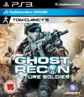 Tom Clancy´s Ghost Recon Future Soldier (PS3) použité