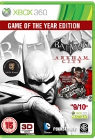 Batman: Arkham City - Game of The Year Edition (X360)