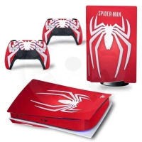 Vinyl cover (stickers) for console - Spider-Man 2 (PS5)