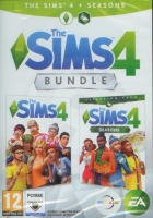 PC The Sims 4 + Seasons expansion