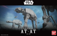 REVELL Plastic ModelKit - Star Wars AT-AT