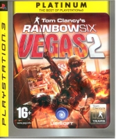 Tom Clancy´s Rainbow Six: Vegas 2 (PS3) použité