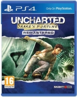 Uncharted: Drake's Fortune (PS4) použité