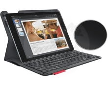 Logitech Type+ For Ipad Air 2 - Black