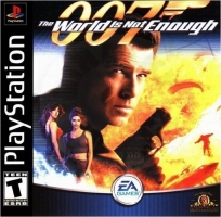 007: The World Is Not Enough (PSX) použité