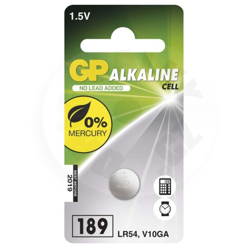GP Alkaline Cell 189