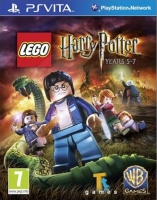 Lego Harry Potter: Years 5-7 (PSV)