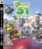 Planet 51: The Game (PS3) použité