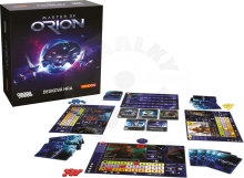 Master of Orion - boardgame