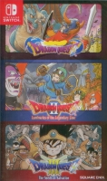 Dragon Quest 1,2,3 (Switch)