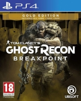 Tom Clancy's Ghost Recon: Breakpoint Gold Edition (PS4)