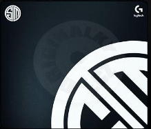 Logitech G640 Cloth Gaming Mouse Pad TSM Edition