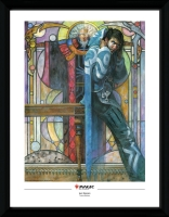 Magic the Gathering Framed Poster - Jace, The Cunning