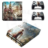 Polep na konzoli PRO - Assassin's Creed Odyssey (PS4)