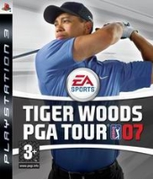 Tiger Woods PGA Tour 07 (PS3) použité