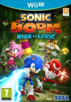 Sonic Boom: Rise of Lyric (Wii U)