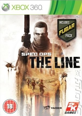Spec Ops: The Line (X360)