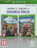 Far Cry 4 + Far Cry 5 Double Pack (XONE)