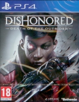 Dishonored: Death of the Outsider (PS4) použité