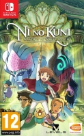 Ni No Kuni: Wrath Of The White Witch Remastered (Switch)