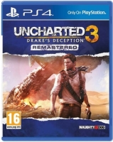 Uncharted 3: Drake's Deception (PS4)