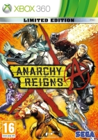 Anarchy Reigns - Limited Edition (X360)