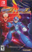 Mega Man X Legacy Collection 1+2 (Switch)