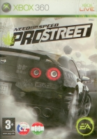 Need for Speed: ProStreet (X360) použité