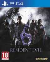 Resident Evil 6 HD (PS4)