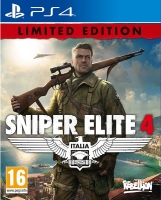 Sniper Elite 4 Limited Edition (PS4) použité