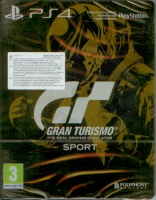Gran Turismo Sport Steelbook Edition (PS4)