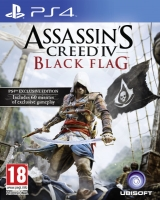 Assassin´s Creed IV Black Flag - Exclusive Edition (PS4) použité