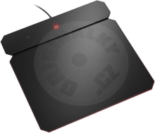OMEN by HP - Outpost QI Charging Mousepad
