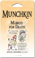 Munchkin Marked for Death  EN