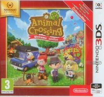 Animal Crossing: New Leaf Welcome Amiibo (3DS)