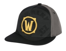 World of Warcraft Alliance Snap Back Hat