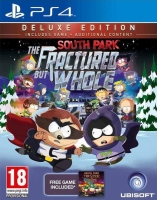 South Park: The Fractured But Whole Deluxe Edition (PS4)