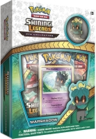 Pokémon Shining Legends - Pin Collection - Marshadow