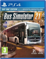 Bus Simulator 21 Day One Edition (PS4)