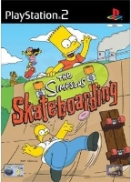 The Simpsons: Skateboarding (PS2) použité