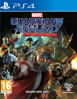 Guardians of the Galaxy: The Telltale Series (PS4)