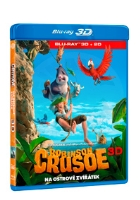 Robinson Crusoe: The Wild Life (BD)