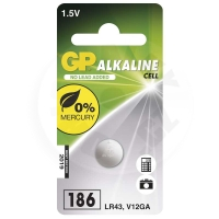 GP Alkaline Cell 186