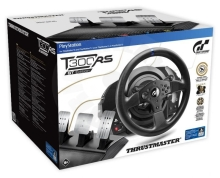 Thrustmaster T300 RS a 3-pedály T3PA, GT Edition (PC/PS4/PS3)