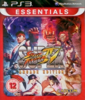 Super Street Fighter IV - Arcade Edition (PS3)